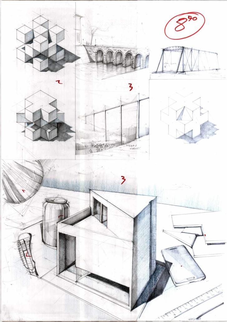 Architecture School Review - Architecture School Portfolio examples - Portfolio Examples for architecture school portfolio